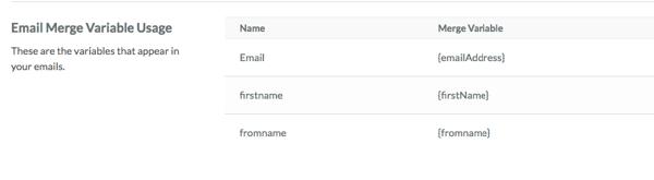 Sharpspring granular unsubscribe feature