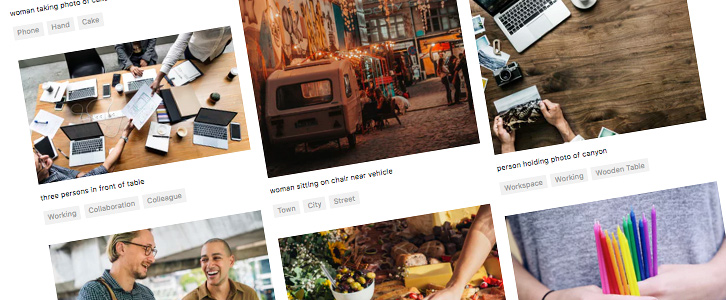 Unsplash: a website for for free and attractive images
