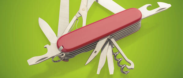 The Swiss Army Knife Of Demand Generation
