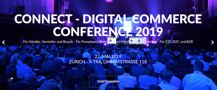 CONNECT - Digital Commerce Conference 2019