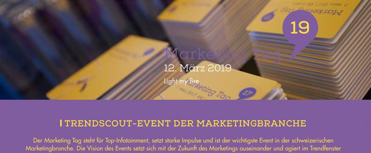 Marketing Tag - 12. March 2019