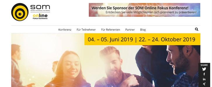 SOM conference 2019