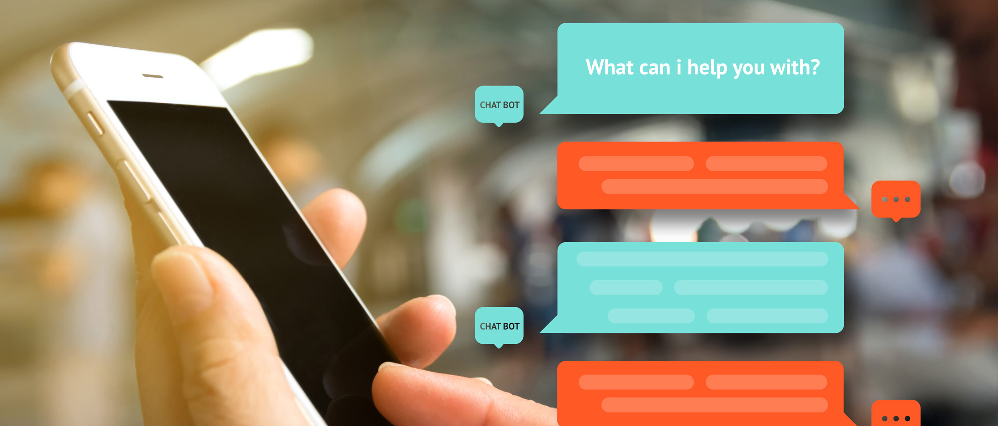 The Rise of the Chatbot - Demodia